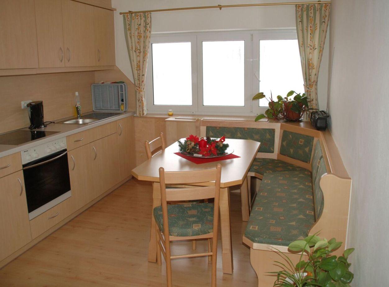 Veilchen Wohnküche