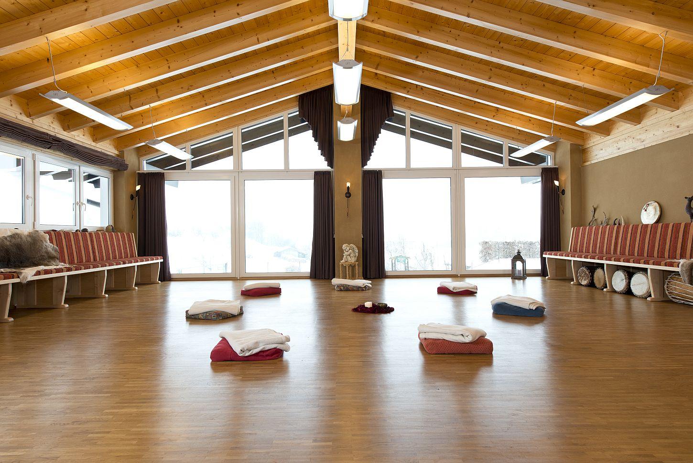 Seminarraum Yoga